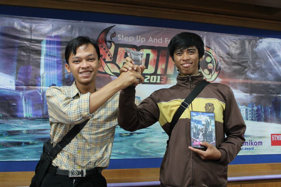 The Best Performance Video Clip (miftah, arifin)