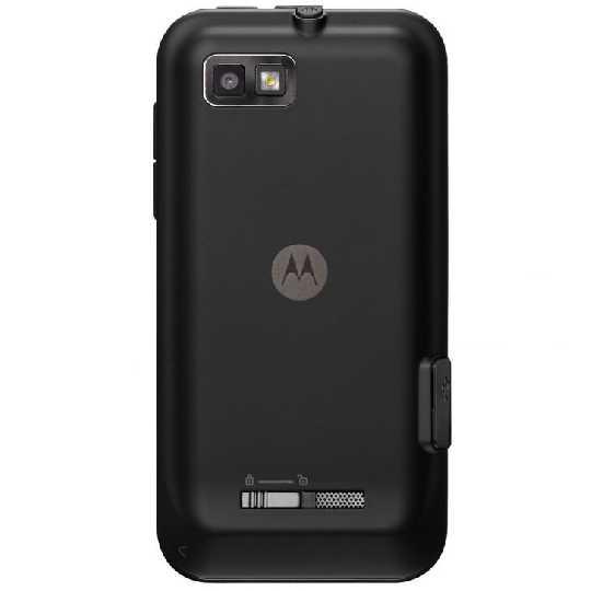 Motorola Defy XT535 - Belakang
